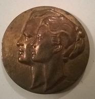 Médaille / 19 AVRIL 1956 / Mariage De Grace Rainier De MONACO - France