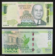 MALAWI - 1000 KWACHA - 2016 - UNC - Malawi