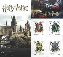 PORTUGAL - Harry Potter 2019 - Self Adhesive Stamps - 1910-... République