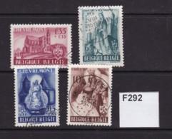 Belgium 1948 Chevremont Abbey Fund - Used Stamps