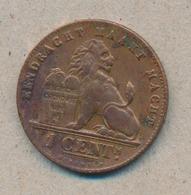 België/Belgique 1 Ct Leopold II 1902 Vl Morin 233a (893130) - 01. 1 Centime