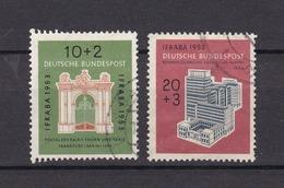 BRD - 1953 - Michel Nr. 171/172 - Gest. - 55 Euro - BRD