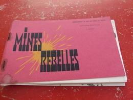 Algerie Rare Manuel Instruction Sur Les Mines Rebelles - 1939-45
