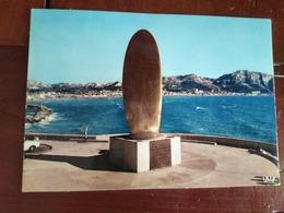 13 - Marseille - La Corniche - Le Monument Aux Rapatriés D'Outremer - Autres