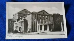 Stralsund Landestheater Germany - Stralsund