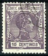 Elobey Nº 40 En Usado - Elobey, Annobon & Corisco