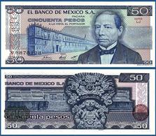MEXICO - 50 PESOS - 1981 - UNC - Mexico