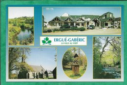 Ergué-Gabéric (29) Chapelle Notre-Dame De Kerderot Centre Commercial Stangala 2scans - Ergué-Gabéric
