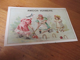 Chromo,Amidon Vermeire - Trade Cards