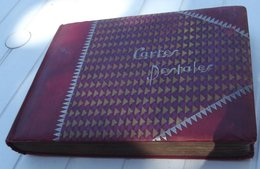 Vieil Album Rempli De 425 CPA De FRANCE - Toutes Régions - Cartes Postales