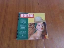 """"""" Sonorama """" N° 11, Septembre-octobre 1959, Le Magazine Sonore De L'actualité - Musique & Instruments"""