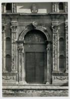 LAGO  DI  BOLSENA   BOLSENA  CHIESA  DI S. CRISTINA   PORTALE  CENTRALE         (VIAGGIATA) - Italië