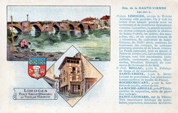Faute Vienne - Limoges - Edition Spéciale Des Pastilles Valda (116064) - France