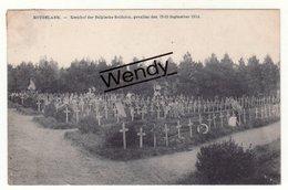 Rotselaar (kerkhof Der Belgische Soldaten 1914-18) - Rotselaar
