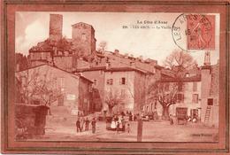 CPA - Les ARCS (83) - Aspect Du Restaurant De La Vieille Place En 1930 - Les Arcs