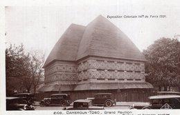 3646 Cpsm Cameroun Togo - Grand Pavillon - Exposition De Paris 1931 - Cameroun
