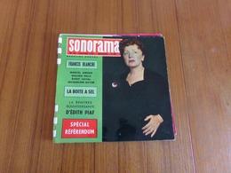 Sonorama , N° 26, Janvier 1961, Le Magazine Sonore De L'actualité - Musique & Instruments