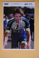 CYCLISME: CYCLISTE : JOHANN OFFREDO  CRITERIUM DE HELLEMMES 2019 - Cyclisme