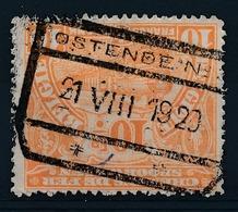"""TR 99 - """"OSTENDE Nr 3"""" - (ref. 28.658) - Chemins De Fer"""