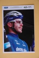 CYCLISME: CYCLISTE : FLORIAN SENECHAL  CRITERIUM DE HELLEMMES 2019 - Ciclismo