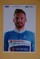 CYCLISME: CYCLISTE : ADRIEN PETIT  CRITERIUM DE HELLEMMES 2019 - Cyclisme