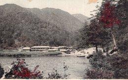 3660 Cpa Japon - Yumoto Lake Nikko - Japan