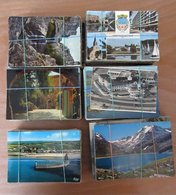 Lot De 650 Cartes Ssemi-modernes - 500 Karten Min.