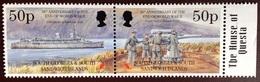 South Georgia 1995 Anniversary Of World War II MNH - Südgeorgien