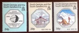 South Georgia 1987 Geophysical Year MNH - Südgeorgien