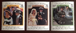 South Georgia 1986 Royal Wedding MNH - Südgeorgien