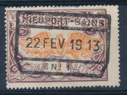 "TR 41 - ""NIEUPORT-BAINS Nr 1"" - (ref. 28.667) - Bahnwesen"