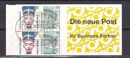 BRD - 1993 - Markenheftchen - Michel Nr. MH 28 - Gest. - BRD