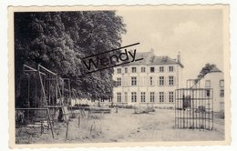Wilsele (kasteel Marteaulonge - Achtergevel) - Leuven