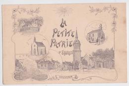 Souvenir De La Petite Patrie D'ETABLES - Litho 1922 - Etables-sur-Mer
