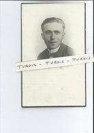 JULES VICTOR JOSEPH DETRY ° CHAUMONT 1905 + 1938 IMPRIME A CHAUMONT-GISTOUX - Images Religieuses