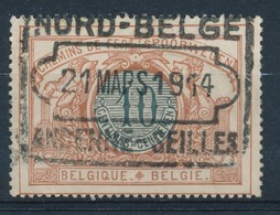 "TR 41 - ""NORD-BELGE - ANDENNE-SEILLES"" - (ref. 28.674) - Railway"