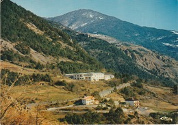 06 Guillaumes Vers Valberg Vue Générale De La Colonie De Vacances De St Pierre D'Arène En 1983 - Autres Communes