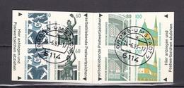 BRD - 1991 - Markenheftchen - Michel Nr. MH 27 - Gest. - BRD