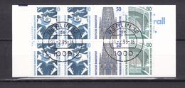 BRD - 1989 - Markenheftchen - Michel Nr. MH 25 - Gest. - BRD