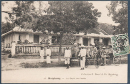 Haiphong , Le Dépot Des Isolés , Animée - Viêt-Nam
