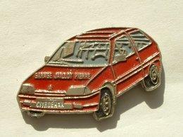 PIN'S CITROËN - AX - GARAGE JAILLOT PIERRE - Citroën