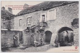EQUEURDREVILLE (Manche) - Ferme Du Hameau-Bourgeois - La Basse-Normandie Pittoresque - Frankreich