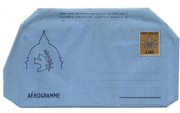 1976 - Vaticano - Stemma  - Aerogramma     14/72 - Buste