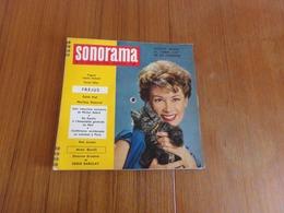 """"""" Sonorama """" N° 15, Janvier 1960 , Les Actualités Sonores - Musique & Instruments"""