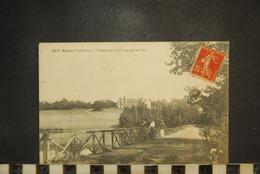 CP, 56, AUGAN Chateau De Le Mo Un Coin Du Parc Edition Mary Rousseliere - Autres Communes