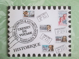 Taaf .carnet De Voyage 2005    Rare - Carnets