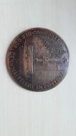 Alte Original DDR Medaille Original - Cobre