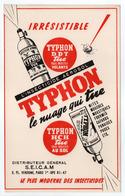 - BUVARD TYPHON - L'INSECTICIDE AEROSOL - - Löschblätter, Heftumschläge