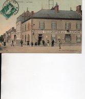 COMMENTRY - La Poste - France