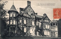 B57471 Cpa Château De Montméry - Ambazac